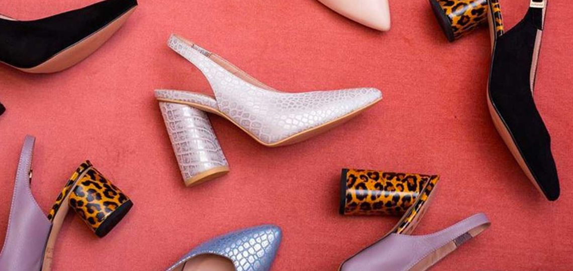 Olvídate del negro: los zapatos se llevan con color, print y texturas