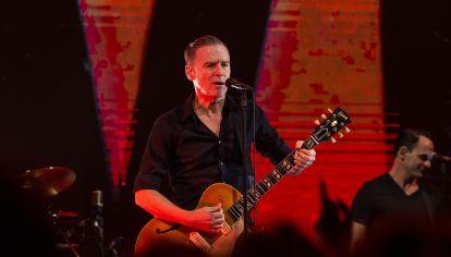 Bryan Adams se Presentó en Buenos Aires con su gira mundial