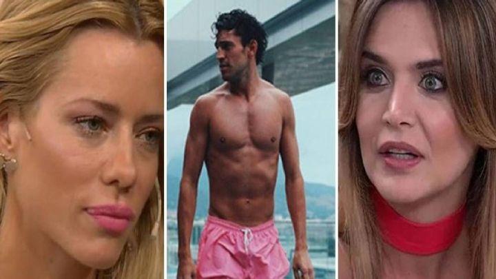 """Amalia Granata sobre el nuevo novio de Nicole: """"Le gustan las viejas"""""""