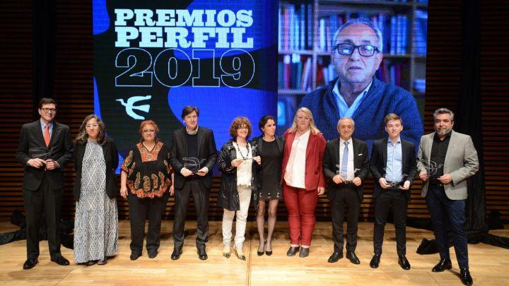 Premios Perfil 2019: mirá las mejores fotos de la ceremonia en el Centro Cultural Kirchner