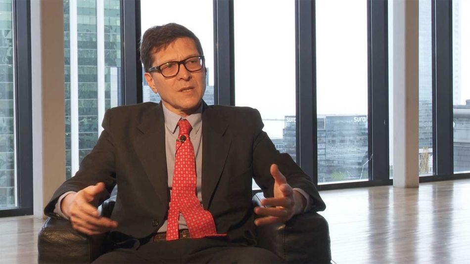 Fernando Ruiz, periodista.