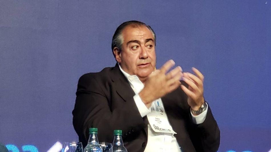 secretario general de la CGT, Héctor Daer
