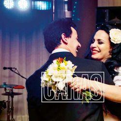 La boda de Isabelita Sarli, la hija de la Coca, con Damián Almirón