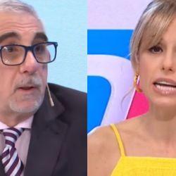 Ricardo Canaletti y Mariana Fabbiani