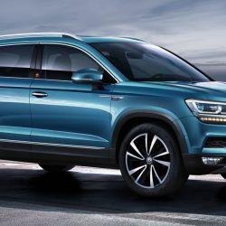 Volkswagen Tarek o Tharu en otros mercados