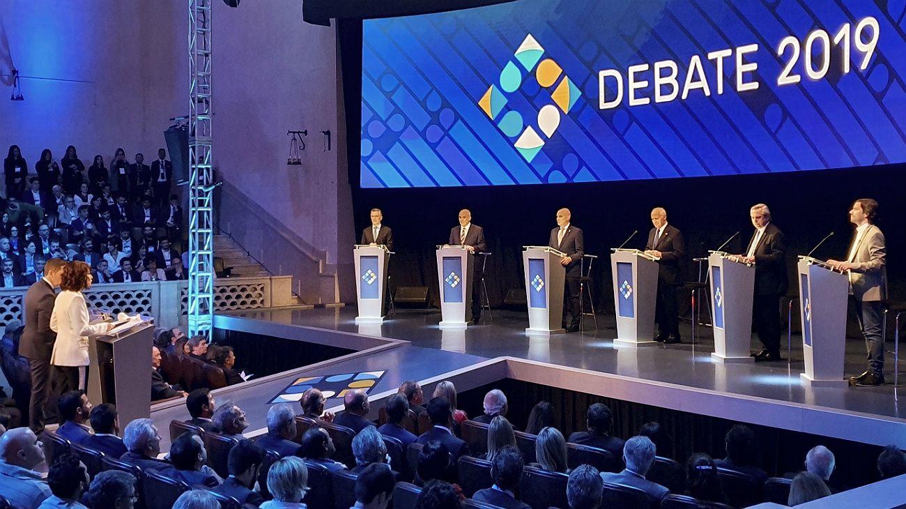 2º Debate Presidencial 2019 | Votá al ganador y dejanos tu opinión