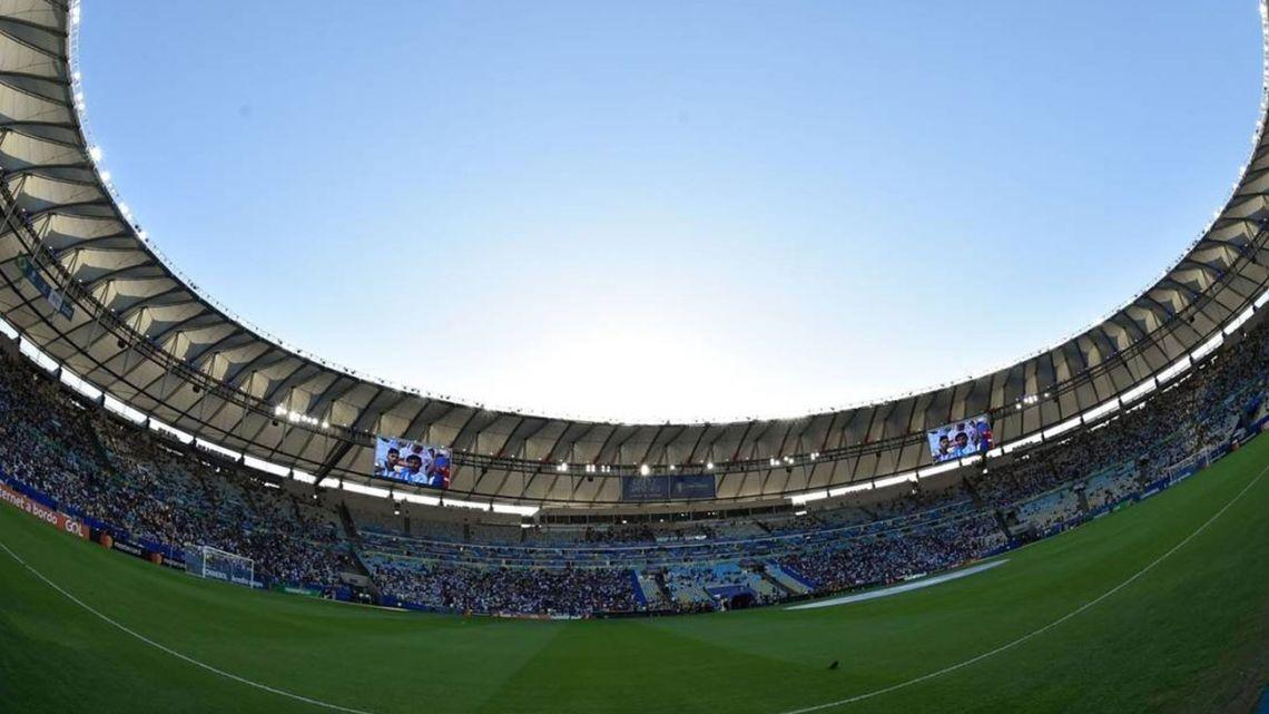 Rio de Janeiro's historic Maracanã stadium will host the 2020 final of the Copa Libertadores.
