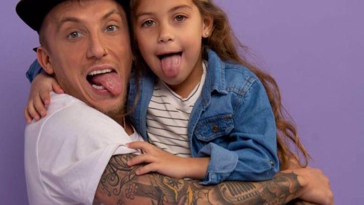 """La hija de """"El Polaco"""" cambió el color de su pelo: """"Está muy feliz con este look"""""""