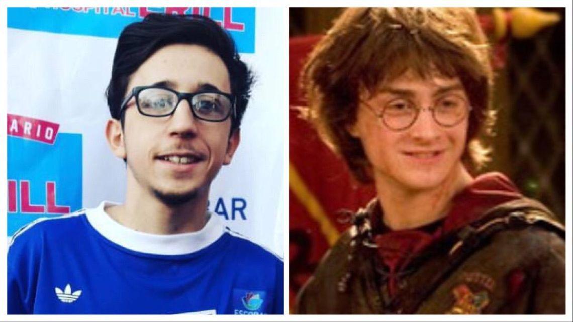 La imperdible anécdota de Rodrigo Noya cuando lo confundieron con Harry Potter