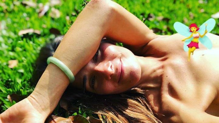 El desnudo de Juana Viale que estalló las redes