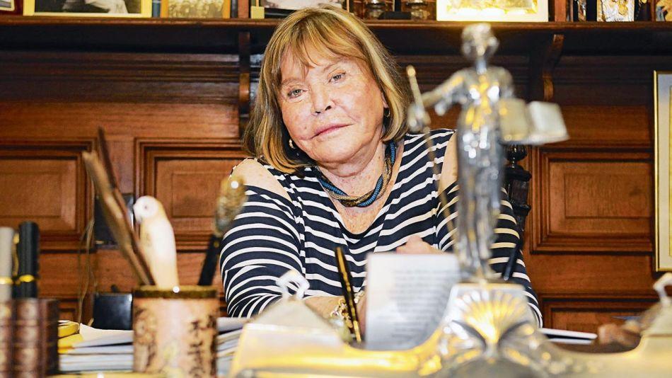 Jueza María Servini.