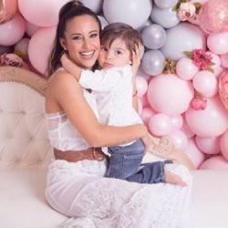 El emocionante mensaje de Lourdes Sánchez a su hijo, tras ser operada de urgencia