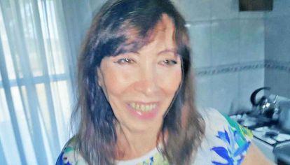 Victima. Ana Alurralde tenía 57 años. Sospechan de su marido.