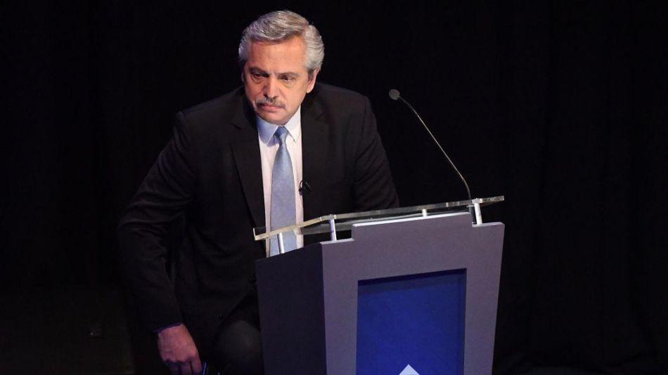 Alberto Fernández debate01 20191020