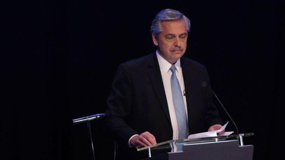 ¿Cuál fue la cábala de Alberto Fernández para el debate?