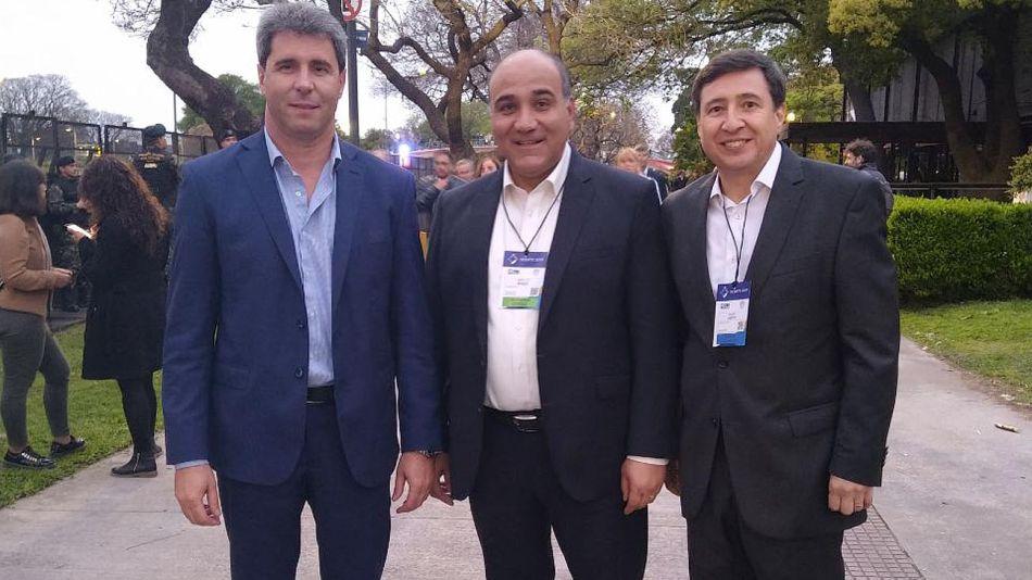 Ingreso a la facultad de Derecho de Buenos Aires para presenciar el Debate presidencial 2019_g 20191020