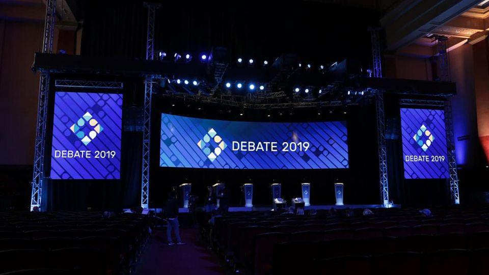 Previa debate 2019 Facultad de Derecho en Buenos Aires._g 20191020