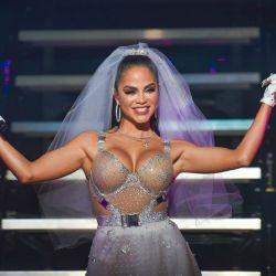 Natti Natasha sexy y en Puerto Rico con Daddy Yankee