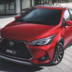 Toyota Yaris LX