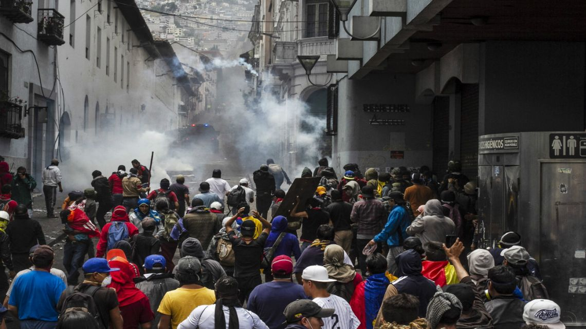 Protests and public unrest are occurring throughout Latin America, in many cases prompted by economic insecurity
