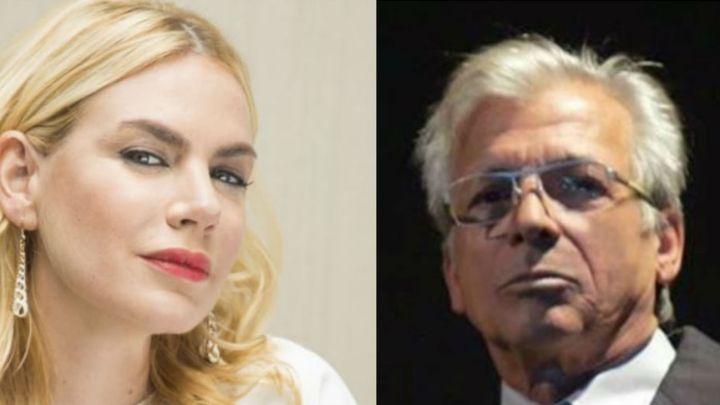 Escándalo: reviví el fuerte cruce de Esmeralda Mitre con Gerardo Romano