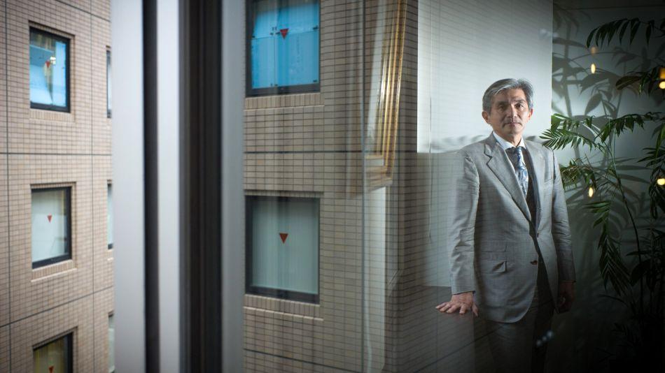 Japan Display Inc. CEO Minoru Kikuoka Interview