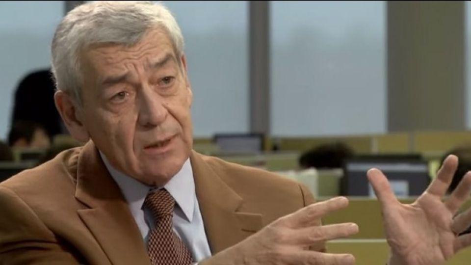 José Octavio Bordón, embajador argentino en Chile.