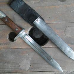 Cómo se creó el Cuchillo de Combate Uruguayo.