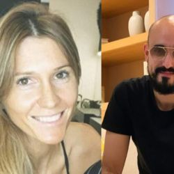 Abel Pintos y Mora Calabrese: fuertes rumores de embarazo