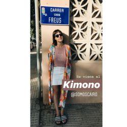 Camila Salazar en España