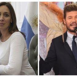 María Eugenia Vidal reveló que es fanática del Bailando y Tinelli