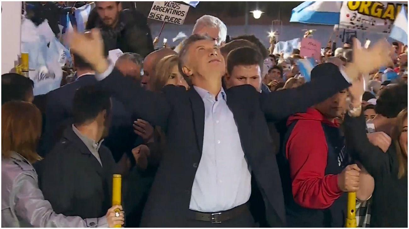 """Mauricio Macri: """"Demostramos que se puede gobernar sin meter miedo y odio"""""""