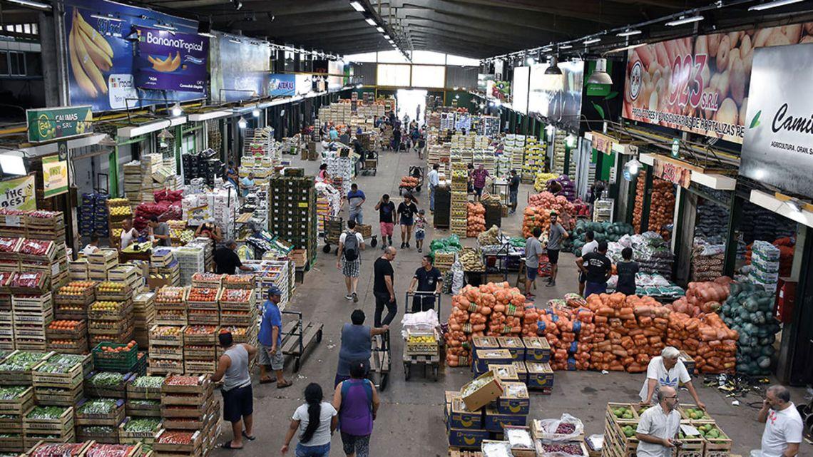 La unidad alimentaria que integra el comercio | Foto:cedoc