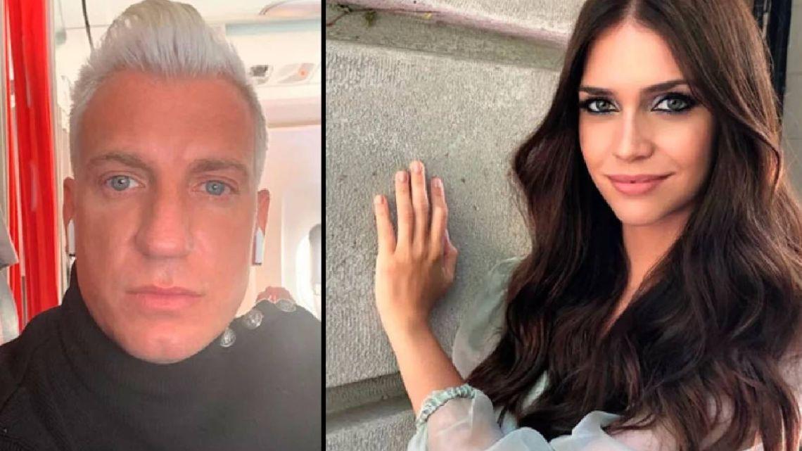 "Zaira Nara furiosa con Maxi López: ""Es muy machista"""