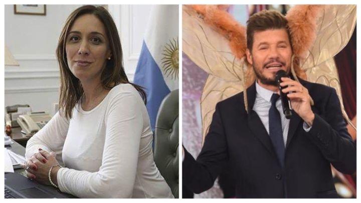 María Eugenia Vidal reveló que es fanática del Bailando y de Tinelli