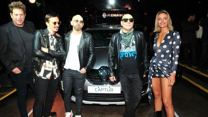 Las celebrities disfrutaron de una noche exclusiva junto a Renault