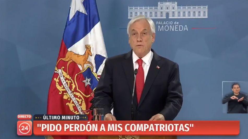 presidente chile sebastian piñera