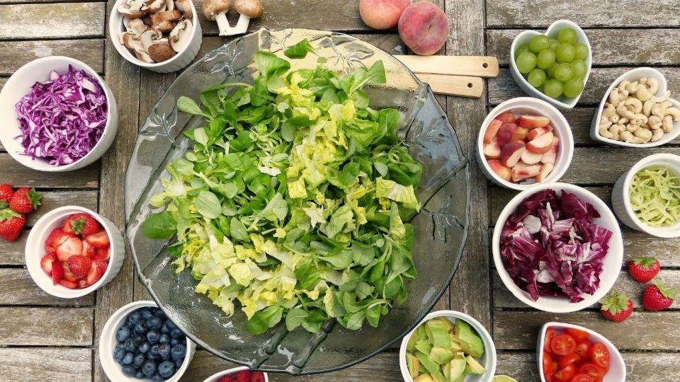 Se aconseja aumentar la ingesta de frutas y verduras.