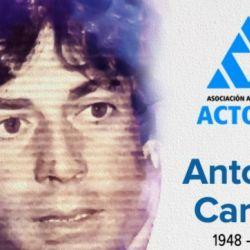El actor Antonio Caride falleció a los 71 años