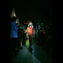 Fabian Zitta: el desfile que explotó de color
