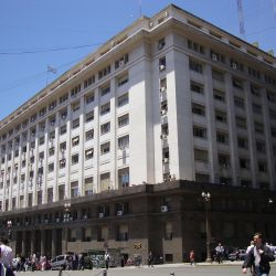 Ministerio de Economia   Foto:Cedoc.