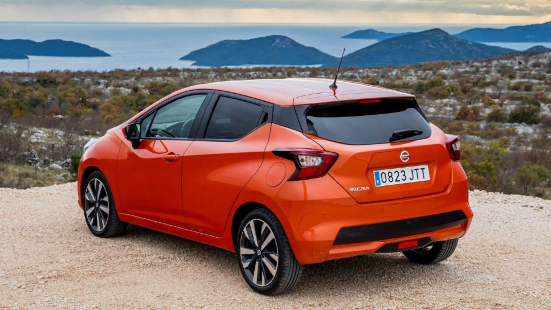 Nissan march nuevo