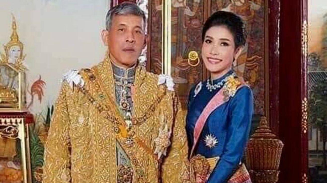 El rey Vajiralongkorn estuvo casado en cuatro ocasiones: tres de sus matrimonios terminaron mal.