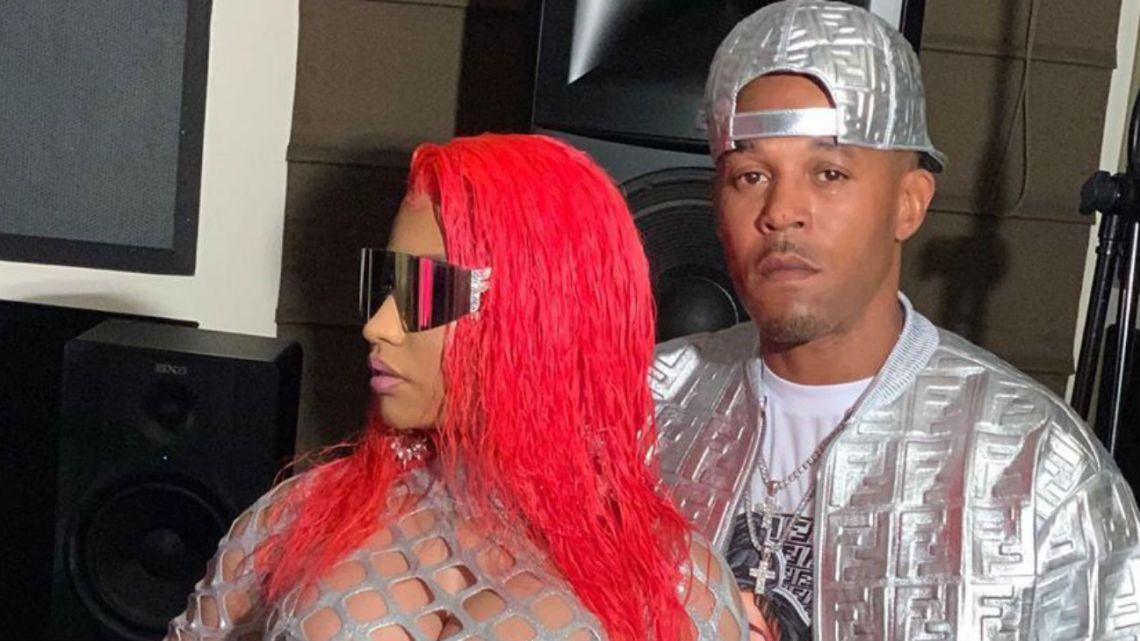 La boda secreta de Nicki Minaj con un expresidiario