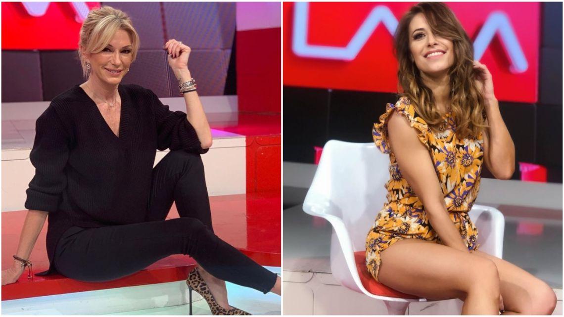 Por qué Yanina Latorre y Mariana Brey fueron suspendidas de LAM