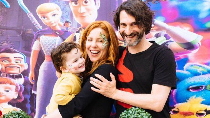 GALERÍA | El increíble cumpleaños de Juan, el hijo de Agustina Kämpfer