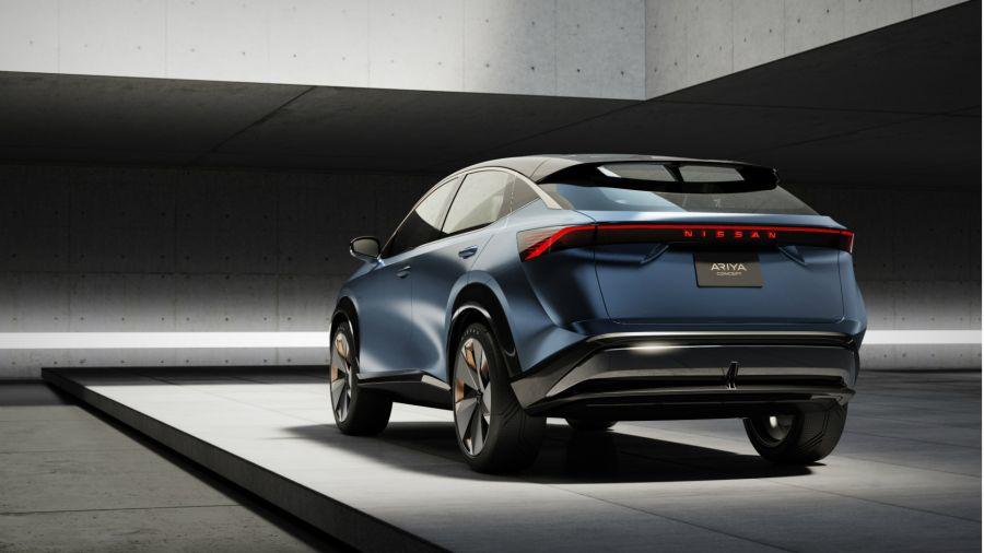 Ariya Concept: así es el nuevo crossover eléctrico de Nissan