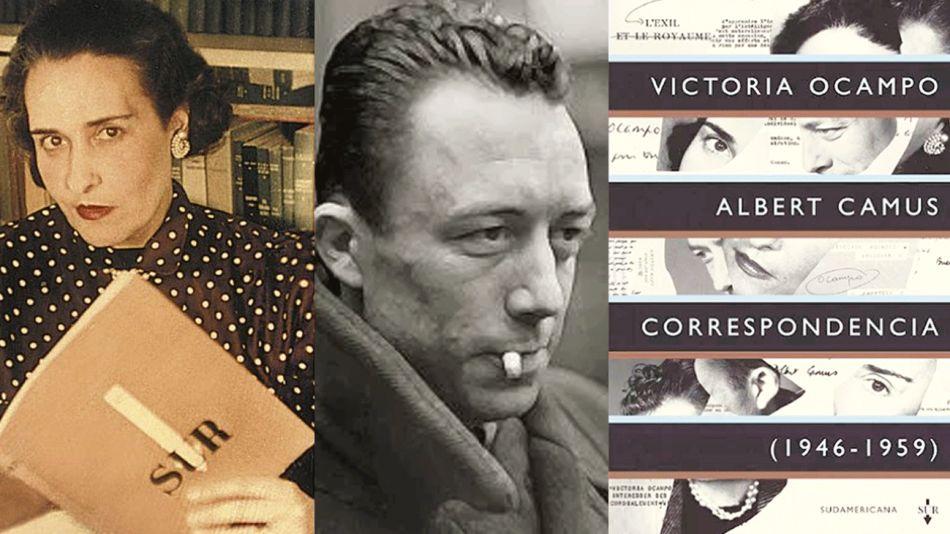 Victoria Ocampo Albert Camus Correspondencia