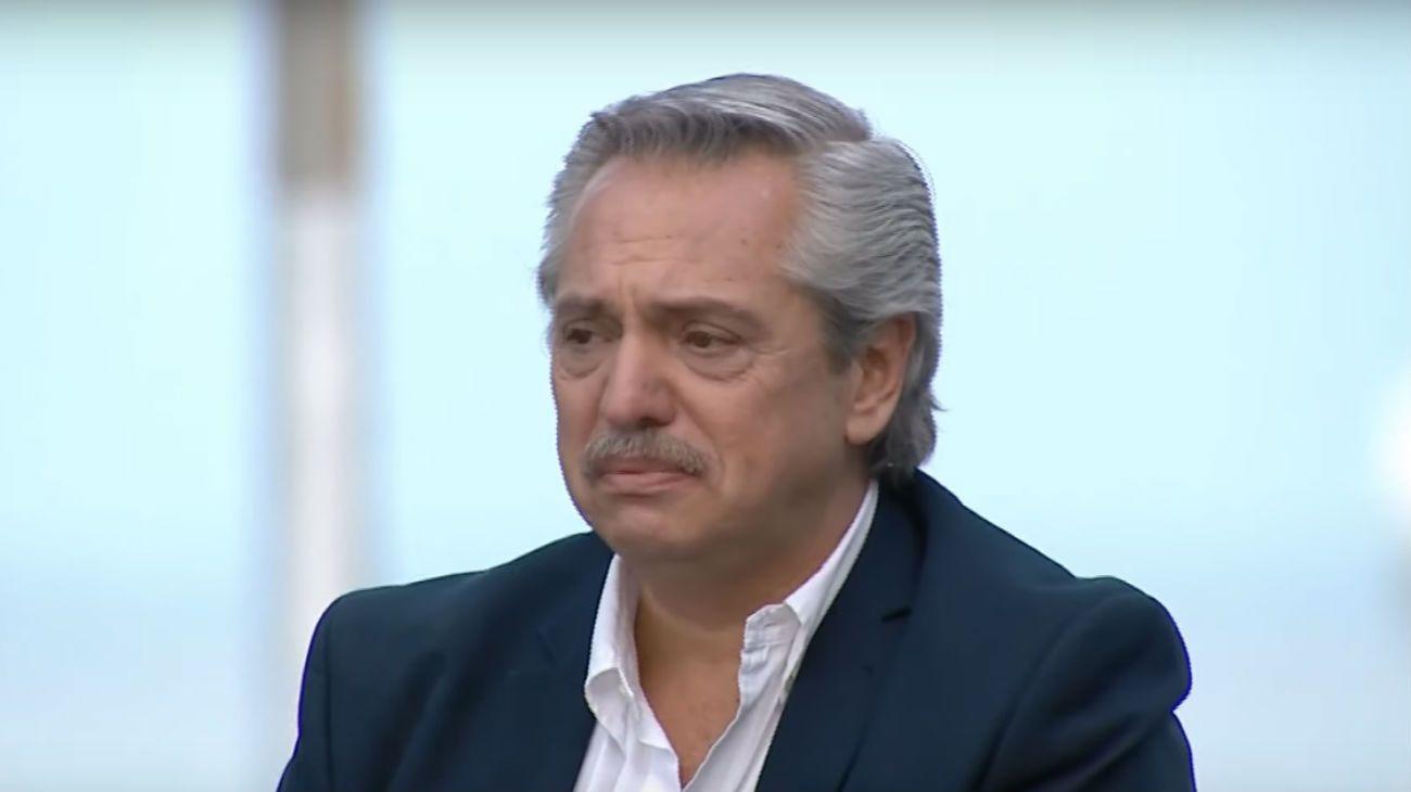 La emoción de Alberto Fernández cuando Cristina recordó su gestión como Jefe de Gabinete