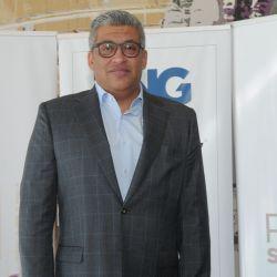 Carlos Rosales, presidente del Grupo Prof Asegurador. | Foto:Juan Ferrari